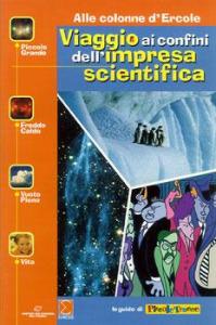 """Copertina """"Viaggio ai confini dell'impresa scientifica"""""""