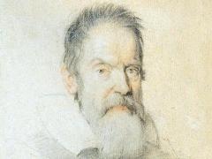 Ritratto di Galileo